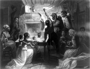Emancipation-proclamation-granger
