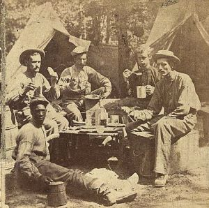 Army-of-the-Potomac-the-way-they-cook-dinner-in-camp
