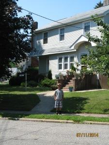 75 Terrace, Grandson Vincent, 7-2014 002