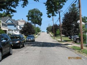 Stickball Street, Columbus Ave, 7-2014 003