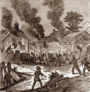 Providence Burns, 2