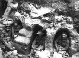 SoldiersinTrenches, WWI, westerncivguides.umblogs.org