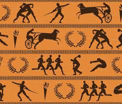 Ancient Olympics 1, Collage, pinterest.com